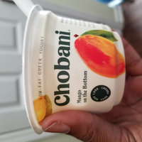 Chobani® Peach Blended Non-Fat Greek Yogurt 32 oz. Tub uploaded by Robyn H.