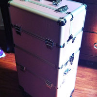 NYX 3 Tier Stackable Makeup Artist Train Case uploaded by Nicole M.