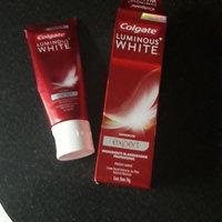 Colgate® OPTIC WHITE® ENAMEL WHITE Toothpaste Luminous Mint uploaded by Stella Maris T.