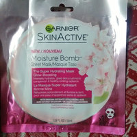 Garnier SkinActive Moisture Bomb The Super Hydrating Soothing Sheet Mask uploaded by Arisbeth A.