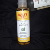 Burt's Bees Natural Acne Solutions Purifying Gel Cleanser uploaded by Jackie T.