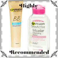 Garnier Skin Naturals Miracle Skin Perfector BB Cream for Sensitive Skin uploaded by christine r.