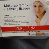 Purederm Make-Up Remover Cleansing Tissues 30 Tissues uploaded by Sennyb A.