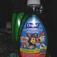 Orajel Super Mario Anticavity Fluoride Rinse uploaded by Cynthia G.