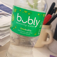 Bubly Sparkling Water Lime uploaded by Steve S.