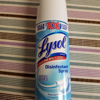 Lysol Crisp Linen Scent Disinfectant Spray uploaded by Mary O.