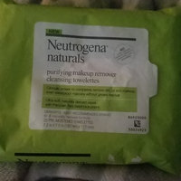 Neutrogena® Naturals Purifying Makeup Remover Cleansing Towelettes uploaded by Jenny G.