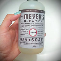 Mrs. Meyer's Clean Day Basil Hand Soap uploaded by 🌸ItzelVega ☘.