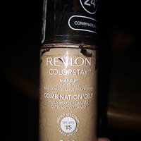 Revlon ColorStay Makeup PUMP, Combination/Oily Skin SPF 15 - 370 Toast uploaded by niham r.
