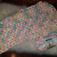 Spinrite Baby Blanket Yarn Pitter Patter uploaded by Irene A.