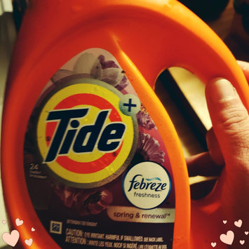 Photo of Tide Plus Febreze Freshness Liquid Laundry Detergent uploaded by Brooklyn D.