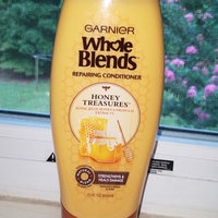 Garnier Whole Blends Honey Treasures Repairing Conditioner uploaded by Krystal G.