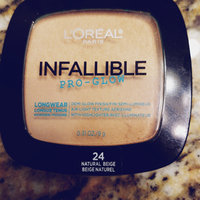 L'Oréal Paris Infallible® Pro Glow Powder uploaded by milissa p.
