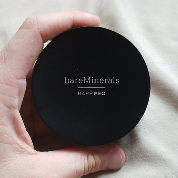 Photo of bareMinerals barePRO® Performance Wear Pressed Powder Foundation uploaded by Melody M.