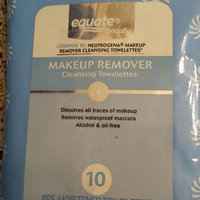 Equate Makeup Remover Cleansing Towelettes uploaded by Susan C.