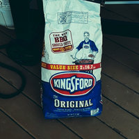 Kingsford Charcoal Briquets, 16.70 lbs, 2-Pack uploaded by Sabrina P.