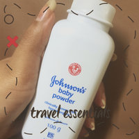 Johnson's® Baby Powder uploaded by Nada A.