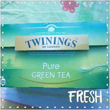 Photo of TWININGS® OF London Green Tea Bags uploaded by Beatrice B.