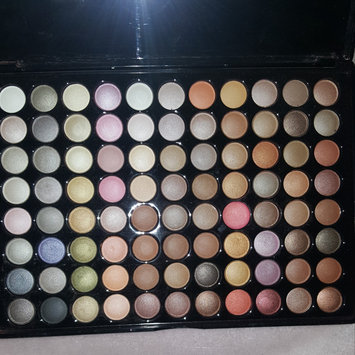 Photo of BH Cosmetics 88 Neutral Eyeshadow Palette uploaded by Carla G.