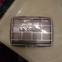 L.A. Colors 12 Color Eyeshadow Palette uploaded by John E.