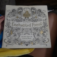 Enchanted Forest: An Inky Quest & Coloring Book uploaded by Kay G.