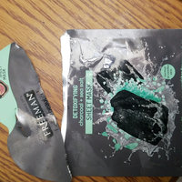 Freeman Detoxifying Charcoal & Sea Salt Sheet Mask uploaded by Autumn b.