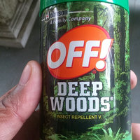 OFF! Deep Woods Insect Repellent uploaded by Marquita S.