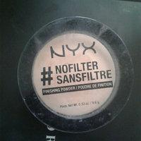 NYX #NoFilter Finishing Powder uploaded by ellisandra o.