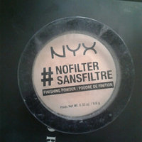 NYX #NoFilter Finishing Powder uploaded by ellisandra o.