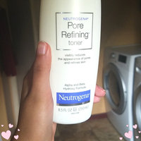 Neutrogena® Pore Refining Toner uploaded by Karla M.