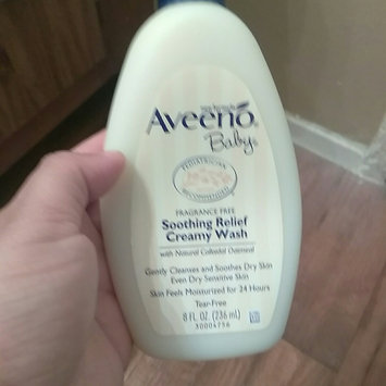 Photo of AVEENO® Baby Soothing Relief Creamy Wash uploaded by Andrea G.