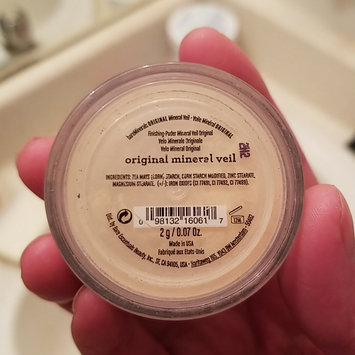 Photo of bareMinerals Mineral Veil Finishing Powder uploaded by Jessica C.