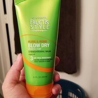 Garnier Fructis Style Blow Dry Perfector Straightening Balm uploaded by Jessica C.