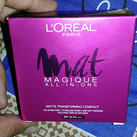 L'Oreal Paris Mat Magique All-In-One Pressed Powder N6 Nude Honey, 6g uploaded by priyanka r.