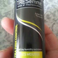 TRESemmé Extra Firm Control Extra Hold Mousse uploaded by Susan C.