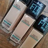 Maybelline Fit Me® Matte + Poreless Foundation uploaded by Frescia E.