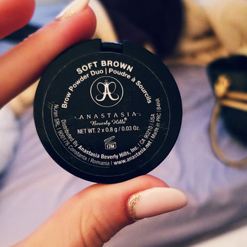 Photo of Anastasia Beverly Hills Brow Powder Duo uploaded by d-nelle J.