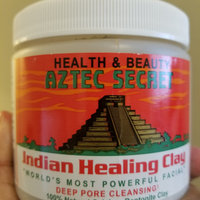 Aztec Secret Indian Healing Clay Deep Pore Cleansing uploaded by Regina P.