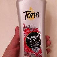 Tone Radiant Glow Illuminating Body Wash Diamond Dust & Lotus Blossom uploaded by Tasha H.