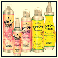 göt2b® Smooth Operator Leave-In Conditioner Smoothing Lustre Lotion uploaded by Tasha B.