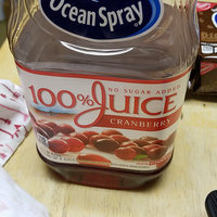 Ocean Spray 100% Juice Cranberry uploaded by Jodie Z.