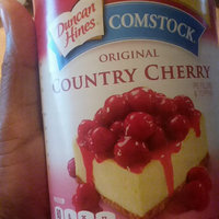 Comstock 4-pk. Original Red Ruby Cherry Pie Filling or Topping 21-oz. uploaded by Marquita S.