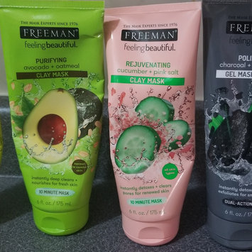 Photo of Freeman Facial Masque Clay Avocado and Oatmeal uploaded by Arma A.