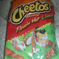 CHEETOS® Crunchy Flamin' Hot® Limon Cheese Flavored Snacks uploaded by Paola C.