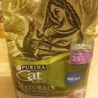 Purina Cat Chow Naturals plus Vitamins & Minerals with Real Chicken Cat Food 3.15 lb. Bag uploaded by Marquita S.