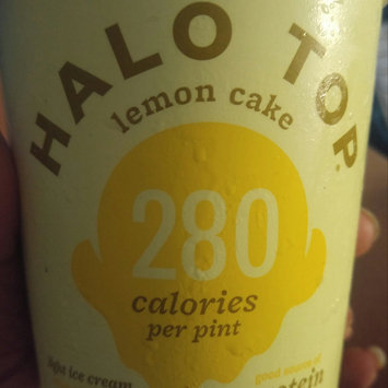 Photo of Halo Top Lemon Cake Ice Cream uploaded by Camille W.