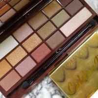 Makeup Revolution I Heart Chocolate Golden Bar Eyeshadow Palette uploaded by Kati b.