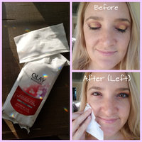 Olay Regenerist Micro-Exfoliating Wet Cleansing Cloths uploaded by Lindsey K.