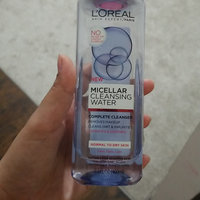 L'Oréal Paris Micellar Cleansing Water Complete Cleanser - Normal To Dry Skin uploaded by arma a.