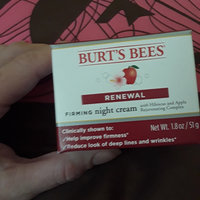 Burt's Bees Renewal Night Cream uploaded by Shannon C.